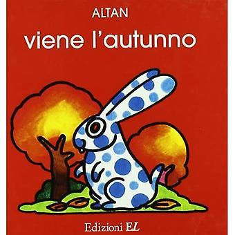 Primary picture books - Italian: Viene l'autunno