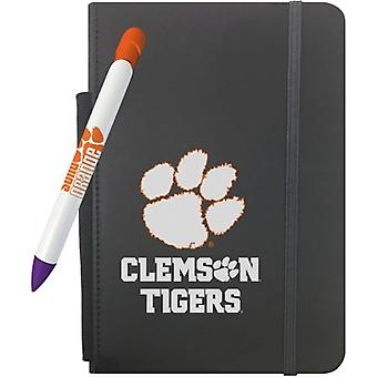 """1212M, Greeting Pen Clemson Tigers 5"""" X 8.25"""" Notebook And 1 Rotating Message Pen Set (1212M)"""