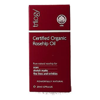 Trilogy Certified Organic Rosehip Oil 20ml