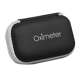 Fingertip Pulse Oximeter And Storage Bag