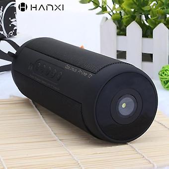 Portable Waterproof Outdoor Wireless Mini Column Box Bluetooth Speaker