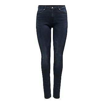SOLO mujeres flacas Jeans high Waist Pantalones Básicos ONLPAOLA Life HW Skinny BB AZ920