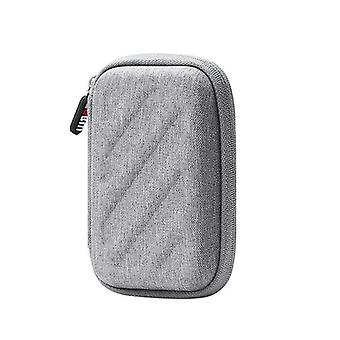 Hard Usb Flash Drive Case, Travel Carrying Bag