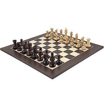 روزوود ساندرينجهام وينجي فاخرة مجموعة الشطرنج