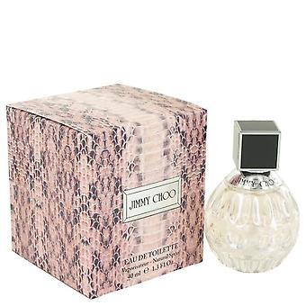 Jimmy Choo Eau De Toilette Spray Jimmy Choo 1.3 oz Eau De Toilette Spray