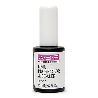 Protezione per unghie in gel UV ASP e sigillare