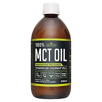 Nature's Aid 100% Pure MCT Oil 500ml (144400)