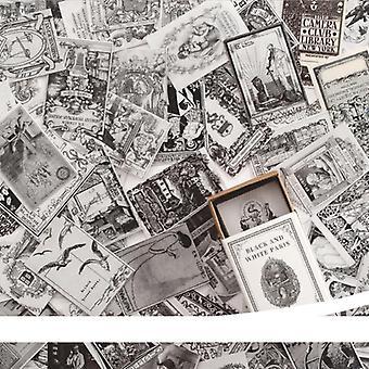 História vintage Kraft Papel Scrapbooking/carteiro Making/journaling