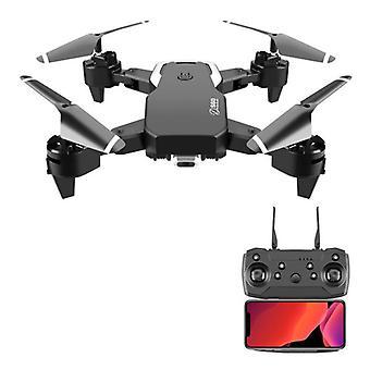 Drone helikopter, Wifi Fpv med kamera, flyfotografering, Rc Quadcopter