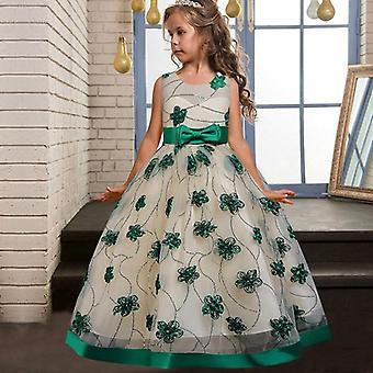 Spitze Perle Kleid