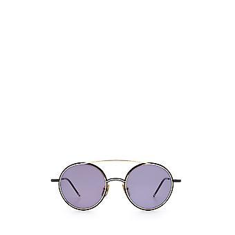 Thom Browne TB108 a-t-blk-gld unisex sunglasses