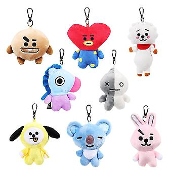 Peluche Cute Doll Key Chain Creative Animal Keychain Pendentif