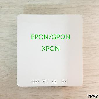 Ont Onu Xpon Epon/gpon Dual Mode 1ge Onu Ont, jossa on yksi lan-portti, koskee