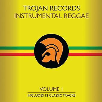 Trojan - Best of Inst V1 (LP) [Vinyl] USA import