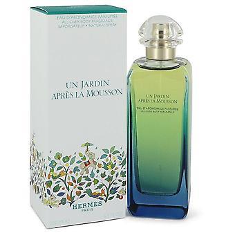 Un Jardin Apres La Mousson All Over Body Spray (Unisex) By Hermes 6.5 oz All Over Body Spray