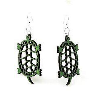 Land Turtle Earrings # 1031