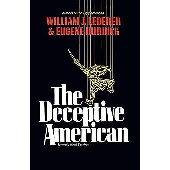 William J. Ledererin petollinen amerikkalainen - 9780393332834 Kirja