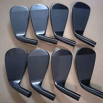 Ap3 Placage fers de golf noirs forgés avec couvre-chef arbre
