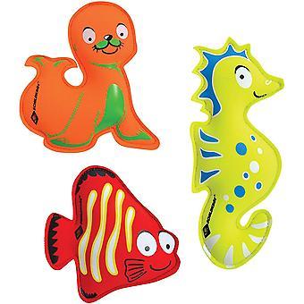 Schildkrt Funsports 970208 Neoprene Diving Animals (3-Piece) Assorted