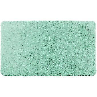 badvorleger Belize 55 x 65 cm Polyester mintgrün