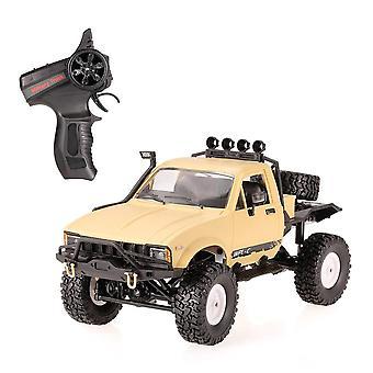 2.4GHz 4WD RC Rock Crawler Off Road Semi TRUCK Auto