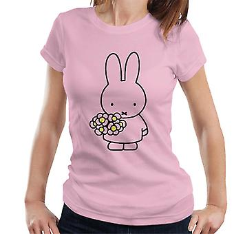 Nijntje Holding Madeliefjes Dames's T-Shirt