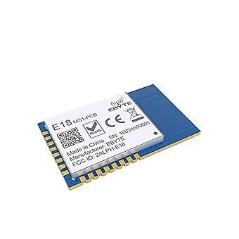 Cc2530 2.4ghz، Rf اللاسلكية وحدة 4dbm E18-ms1-pcb، بيانات الهوائي 2.4ghz