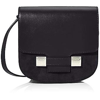 BOSS Carine Should Bag-M, Crossbody Bag. Woman, Black1, One Size