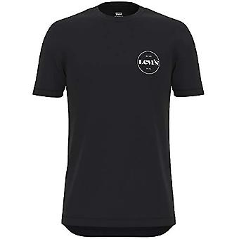 Levi es 679830014_S T-Shirt, Schwarz, S Herren
