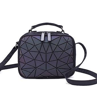 Backpack School Set Rucksack Female Holographic Shoulder Bags