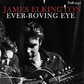 James Elkington – Ever-Roving Eye Vinyl