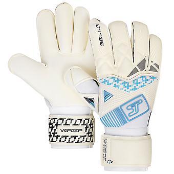 SELLS Wrap Aqua H20 Junior Goalkeeper Gloves