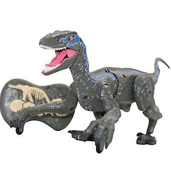 RC δεινόσαυρος 2.4G Ράπτορ Velociraptor προσομοίωση rc ζώο τηλεχειριστήριο  RC Ζώα