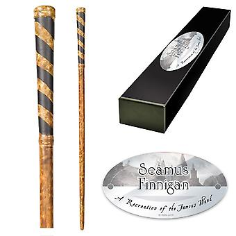 Seamus Finnegan Character Wand Prop Replica from Harry Potter