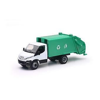 Iveco Daily Refuse Wagon Plastic Model Van