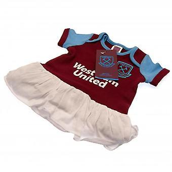 West Ham United Tutu 12-18 Months