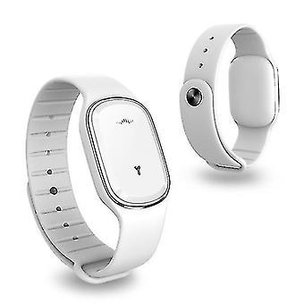 Extérieur ultrasonique mosqu ito bracelet répulsif montre portable pl-997