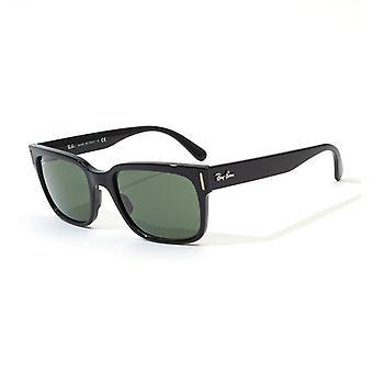 Ray-Ban Jeffrey Sunglasses - Black