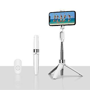 Selfie Stick Tripod, Wireless Bluetooth Cell Phone Holder, Handheld Gimbal