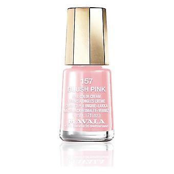 Nail polish Nail Color Mavala 157-brush pink (5 ml)