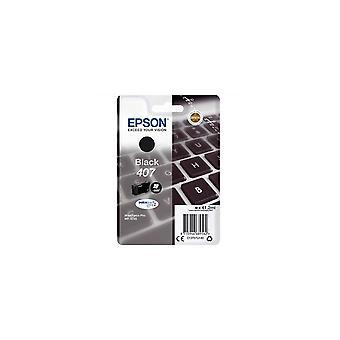 Original Ink Cartridge Epson C13t07u140 Negro Wf-4745