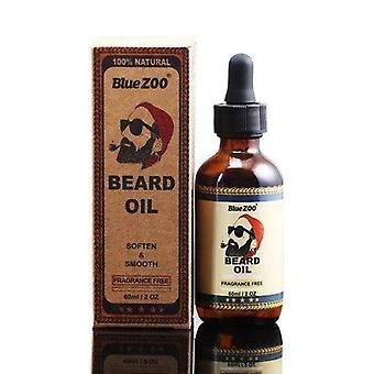 Luonnollinen partaöljy 4 maistuu parta vaha balsami hiustenlähtö tuotteita