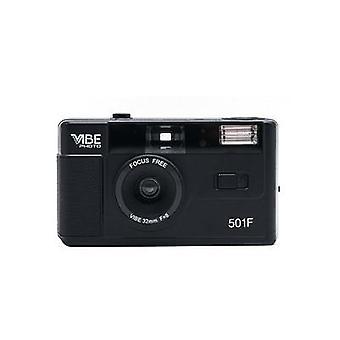 Retro Wielokrotnego użytku, Nie jednorazowa kamera filmowa