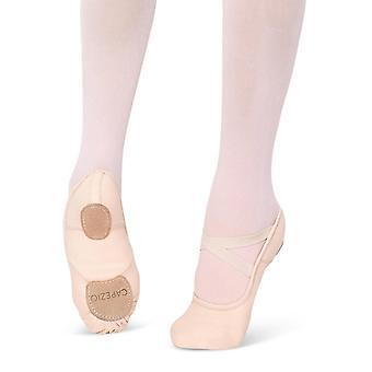 Capezio Womens Hanami Ballet Shoe (2037W) -Light Pink -3M