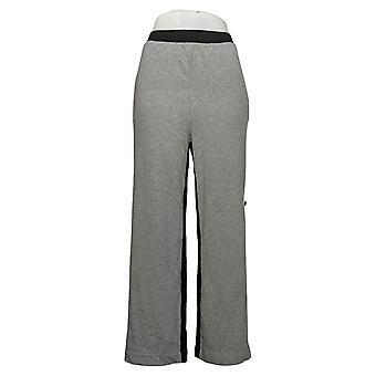 MIND BODY LOVE By Peace Love World Women's Pants Sweatpants Gray A392760