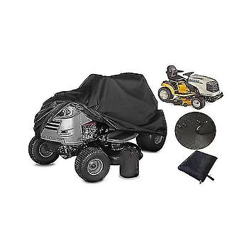 Oxford Doek Zwarte Grasmaaier Cover Lawn Mower Waterproof Dust Cover Polyester Zonnebrandcrème Auto