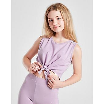 New Sonneti Girls' Essential Knot Vest Top from JD Outlet Purple