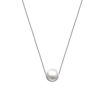 2PCS Silver plating Necklace Cute Pendant Necklaces Gift for Girl