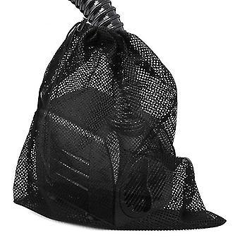 Black Large Mesh Bag Filter Pond Biofilter Aquarium Filtration