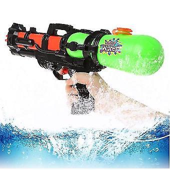 Outdoor Beach Soaker Pump Sprayer Action Water Jet Gun Toy